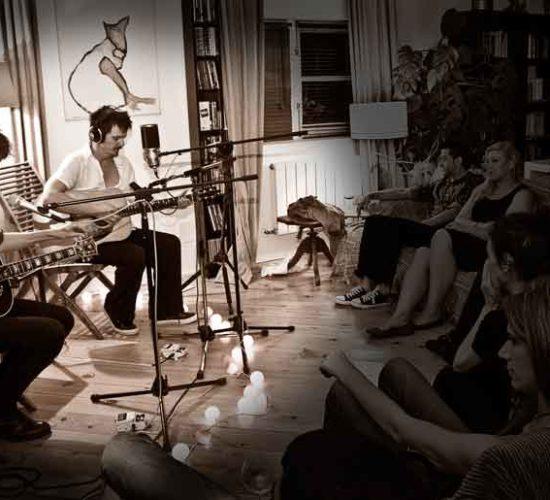Termonuclear en casa de Coque Malla // Foto: María Vázquez