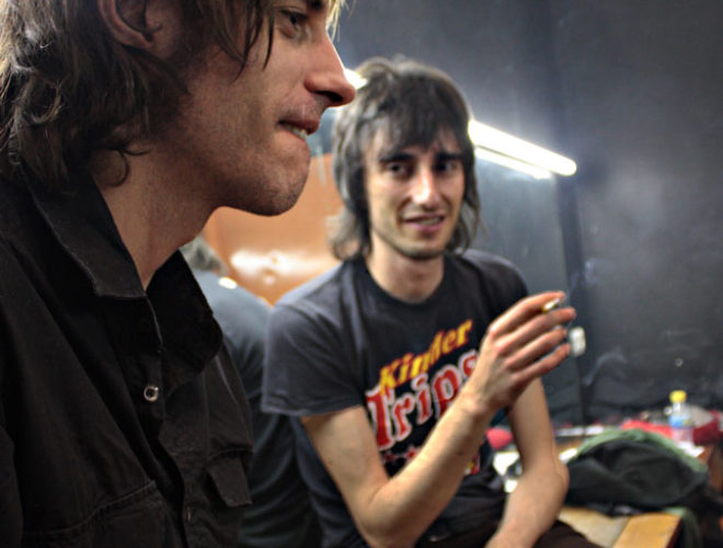 Nico Nieto y Mauro Mieta